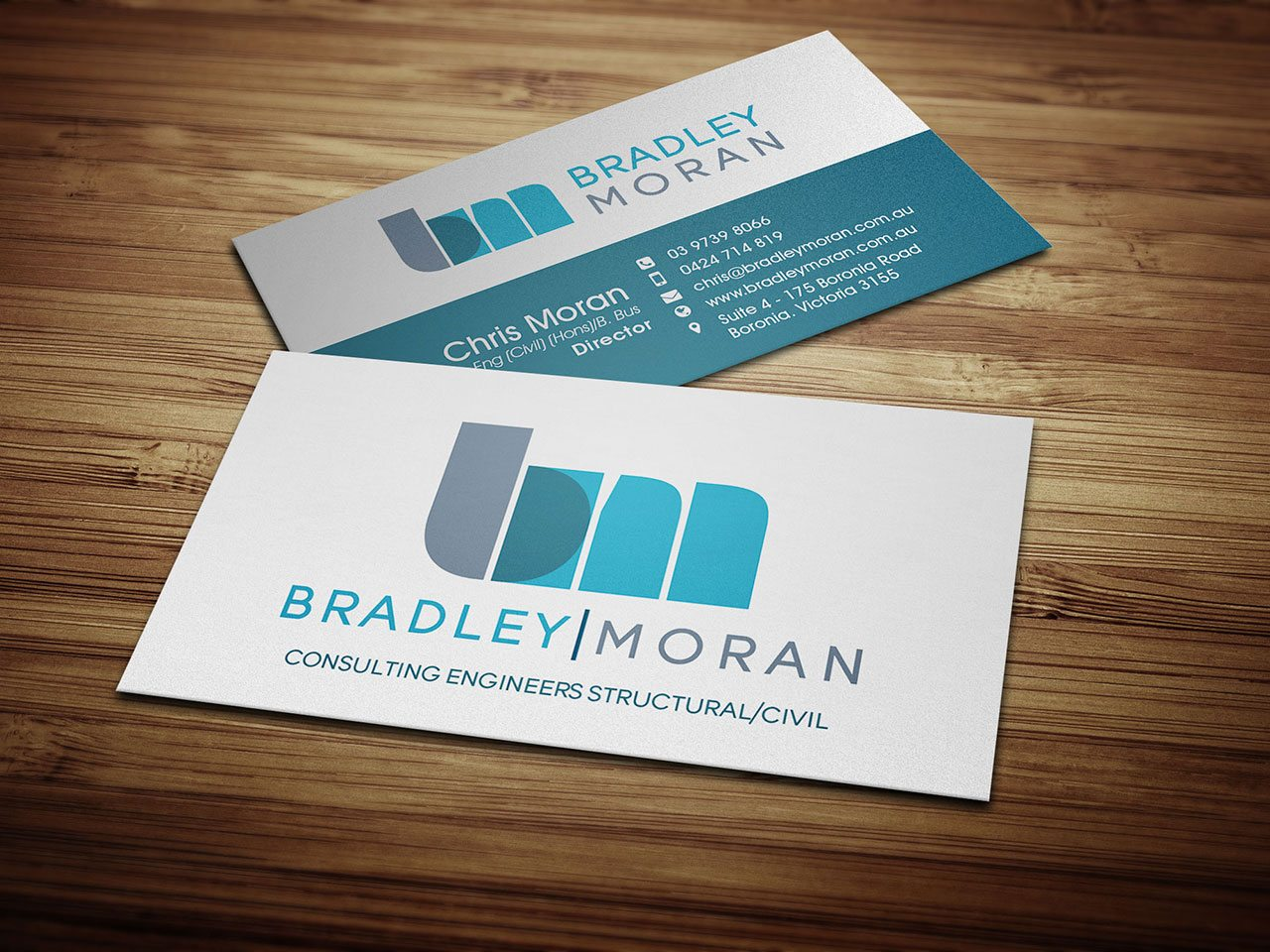 Bradley Moran Branding