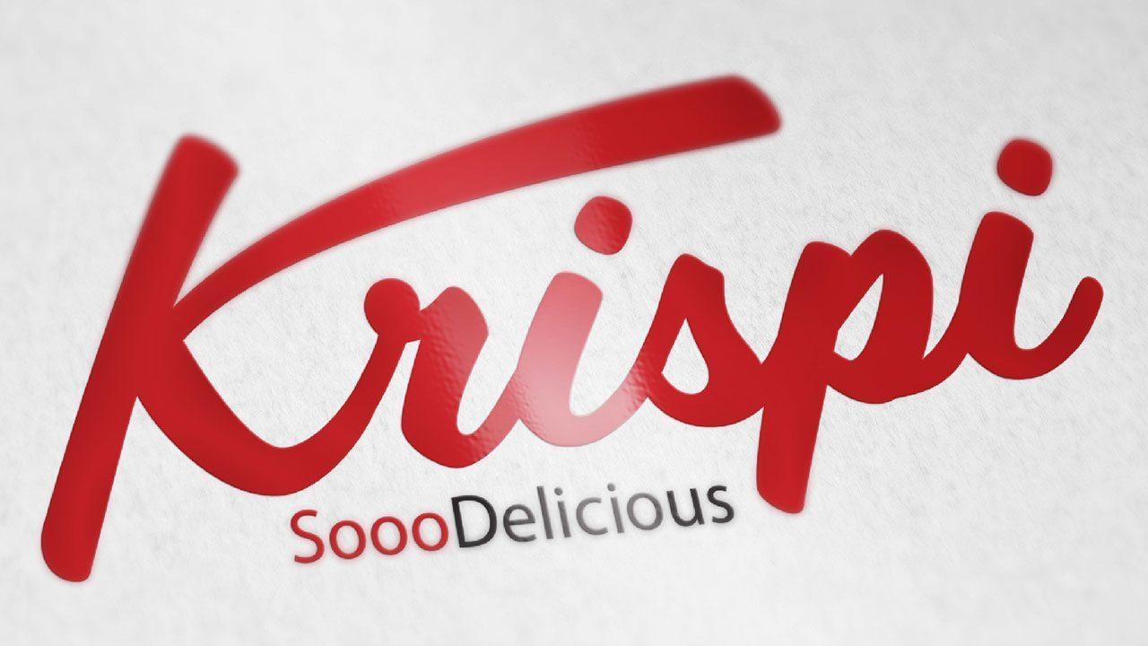 Krispi branding & logo design by Fuel Studio, your business branding logo designers