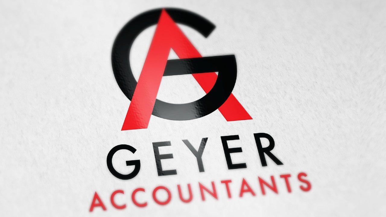 Geyer logo design by Fuel Studio, your business branding logo designers