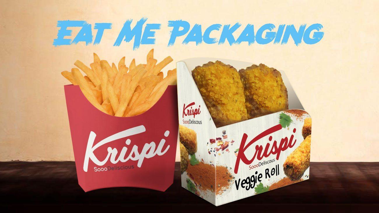 Eat Me Packaging