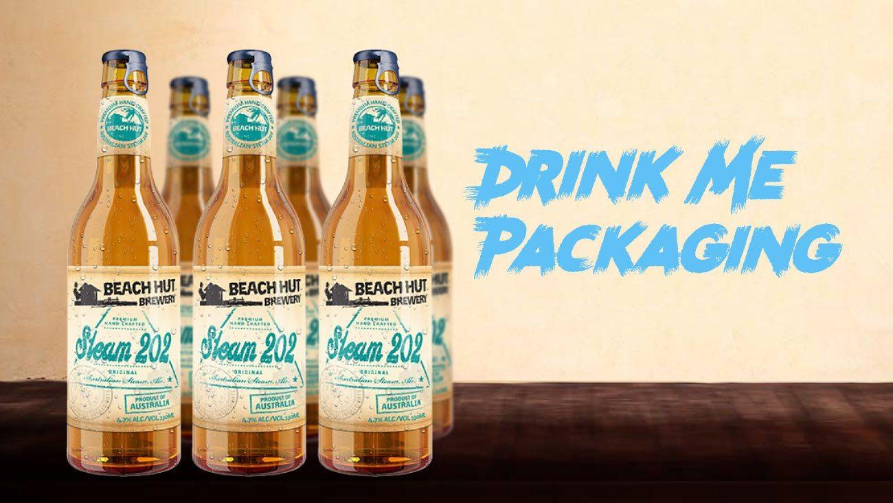 Drink Me Packaging
